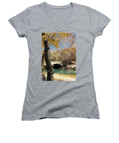 Bennet Springs Women's V-Neck T-Shirt