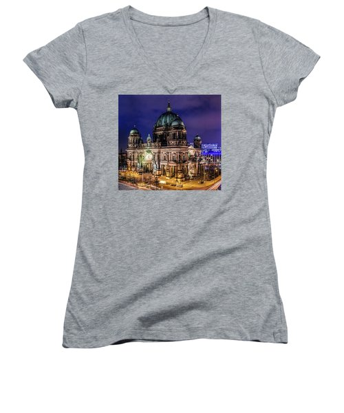 Berlin Cathedral Women's V-Neck