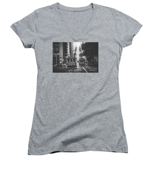 Best Of San Francisco Women's V-Neck T-Shirt