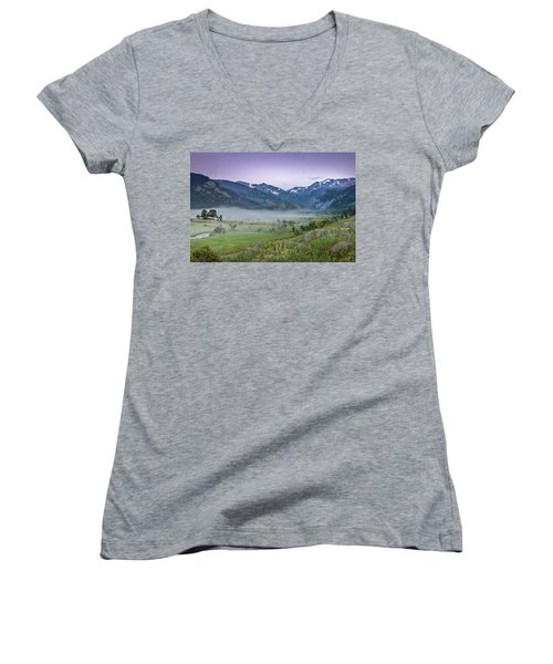 Between Night And Day Women's V-Neck