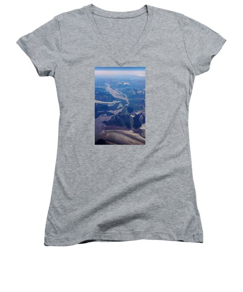 Beyond And Beyond Women's V-Neck T-Shirt