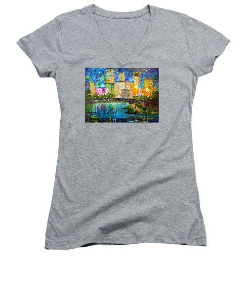Beyond The Bridge Women's V-Neck