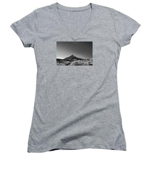 Big Bend Np Image 134 Women's V-Neck T-Shirt