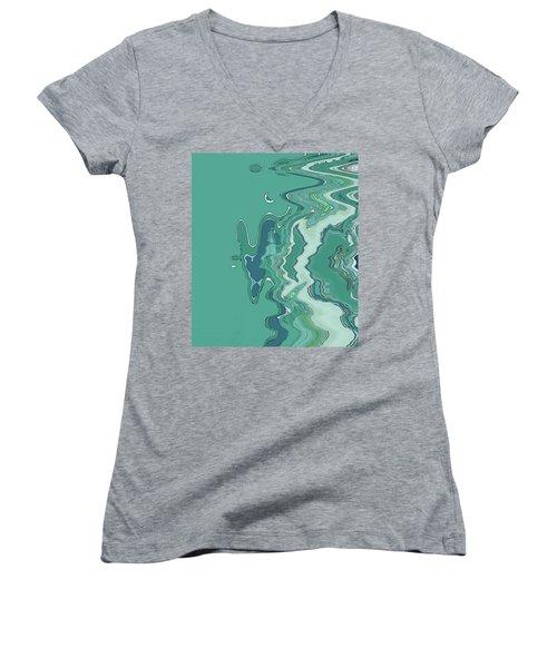 Birds Eye Women's V-Neck T-Shirt