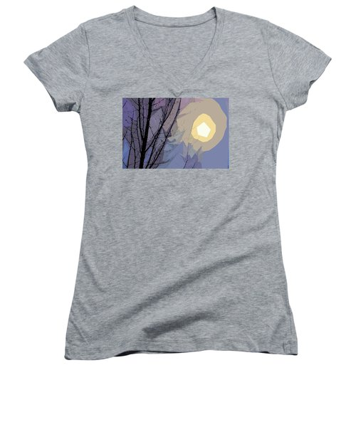 Blizzard Women's V-Neck T-Shirt