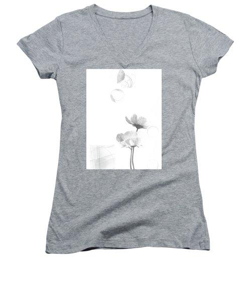 Bloom No. 1 Women's V-Neck