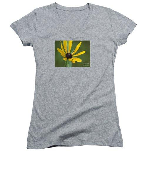 Blooming Women's V-Neck