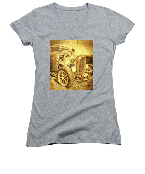 Blown Women's V-Neck