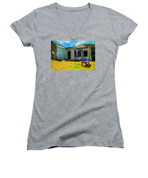 Blue Bench Women's V-Neck