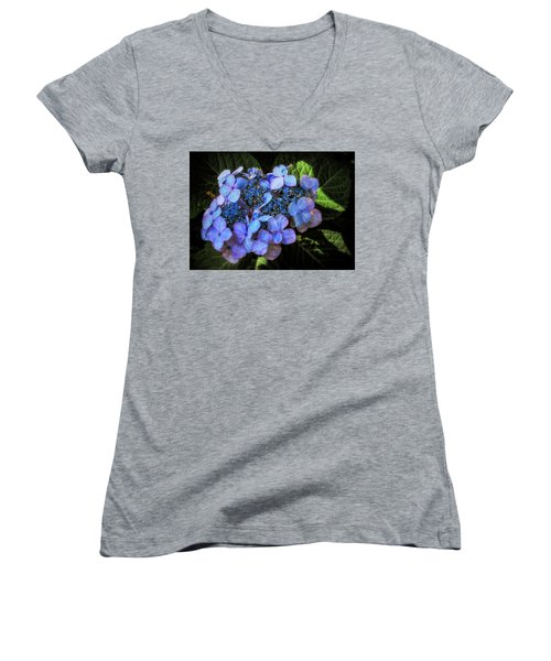 Blue In Nature Women's V-Neck