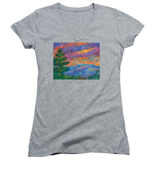 Blue Ridge Jewels Women's V-Neck