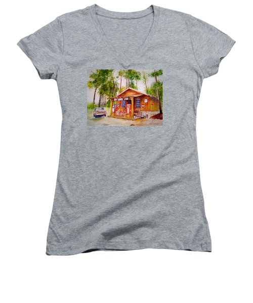 Bobs General Store Women's V-Neck (Athletic Fit)