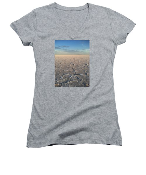 Bonneville Horizon Women's V-Neck