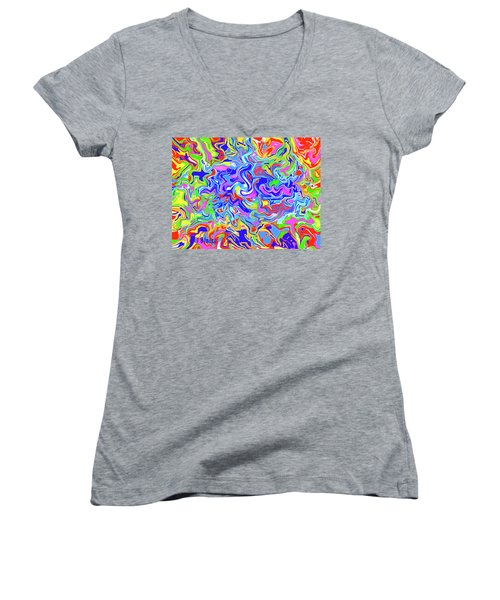 Boundless Women's V-Neck T-Shirt