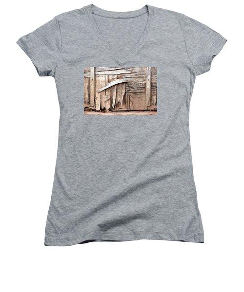 Broken But Beautiful Women's V-Neck T-Shirt