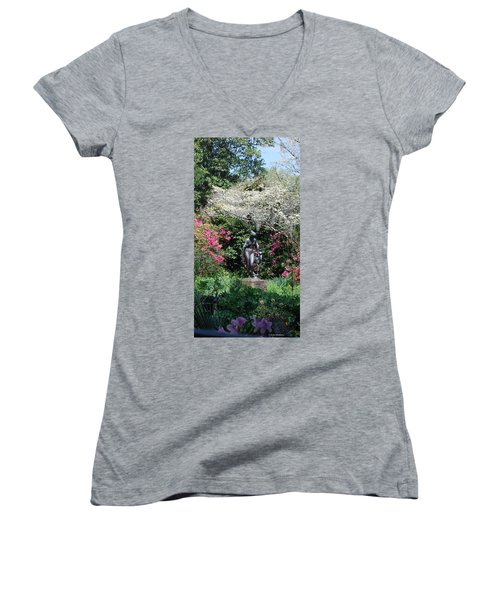 Brookgreen 3 Women's V-Neck T-Shirt