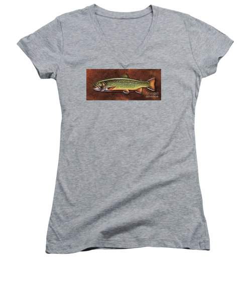 Brookie Dream Women's V-Neck T-Shirt (Junior Cut)