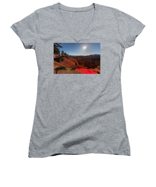 Bryce 4456 Women's V-Neck T-Shirt