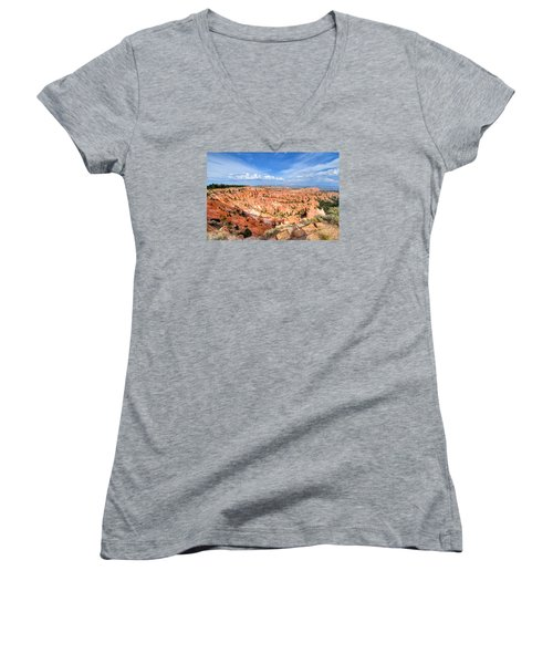 Bryce Canyon - Sunset Point Women's V-Neck