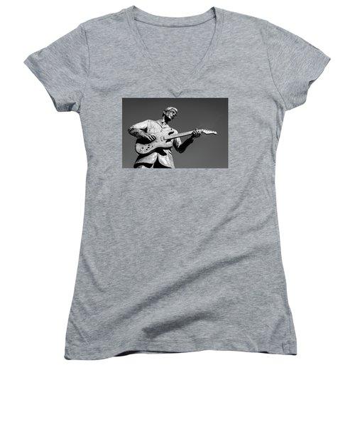 Buddy Holly 4 Women's V-Neck