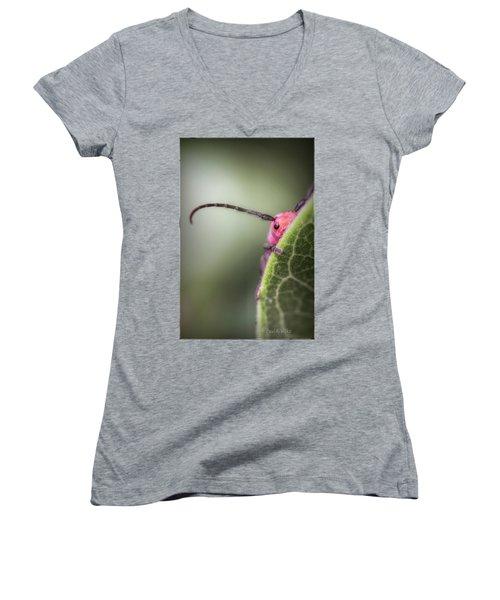 Bug Untitled Women's V-Neck