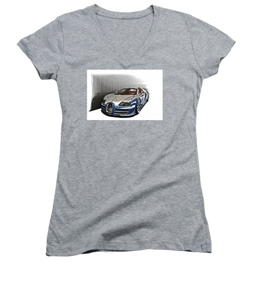 Bugatti V Women's V-Neck (Athletic Fit)