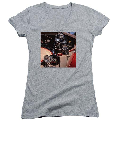 Buick Phaeton Women's V-Neck