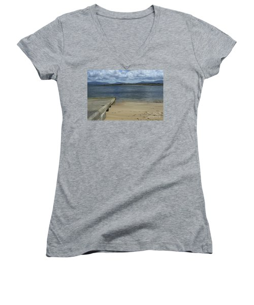 Bullsmouth Slipway Women's V-Neck