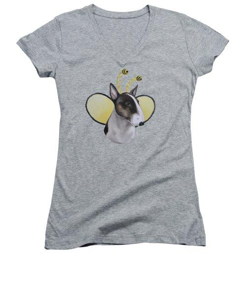 Bully Bee Women's V-Neck