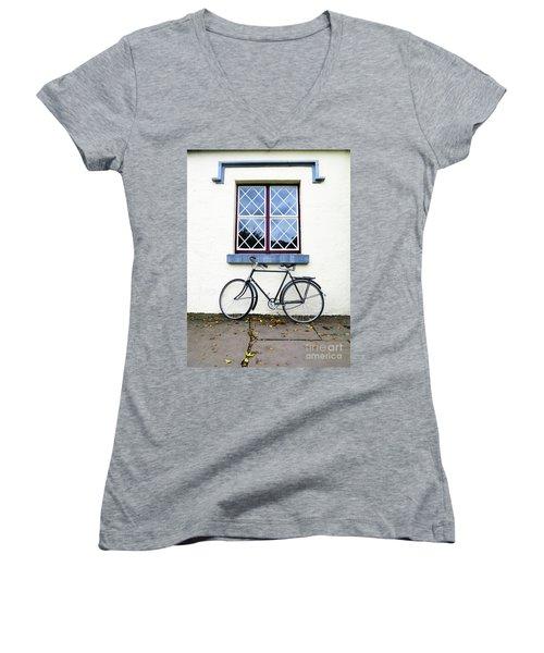 Bunratty Bike Women's V-Neck