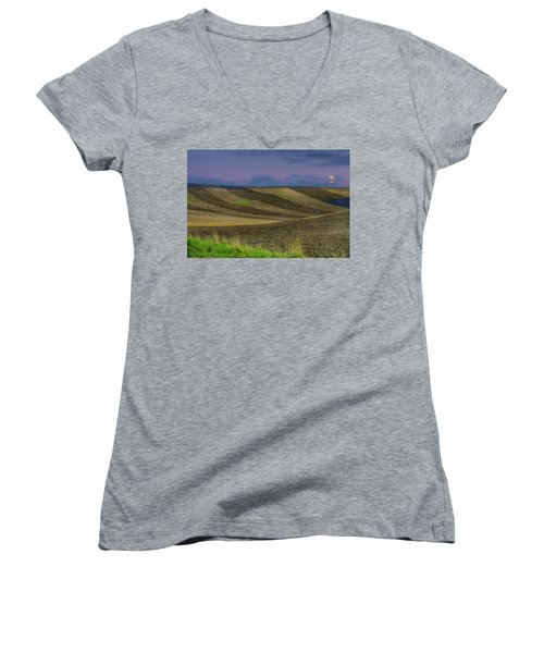By A Different Light Women's V-Neck (Athletic Fit)