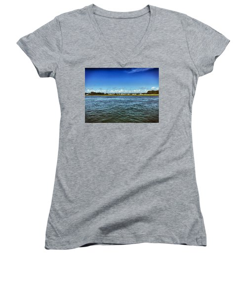 By The Bay Women's V-Neck