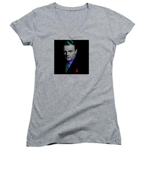 Cagney 1 Women's V-Neck