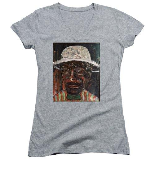 Cajun Women's V-Neck T-Shirt