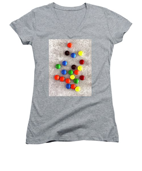 Candy Counter Women's V-Neck