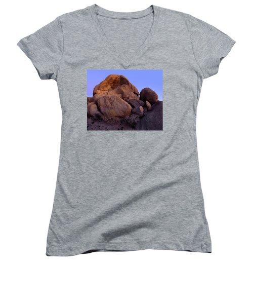 Cap Rock Women's V-Neck T-Shirt