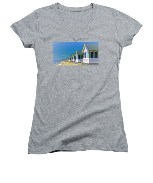 Cape Cod Women's V-Neck (Athletic Fit)