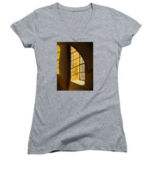 Castle Light Women's V-Neck