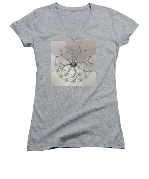 Castle Master Women's V-Neck