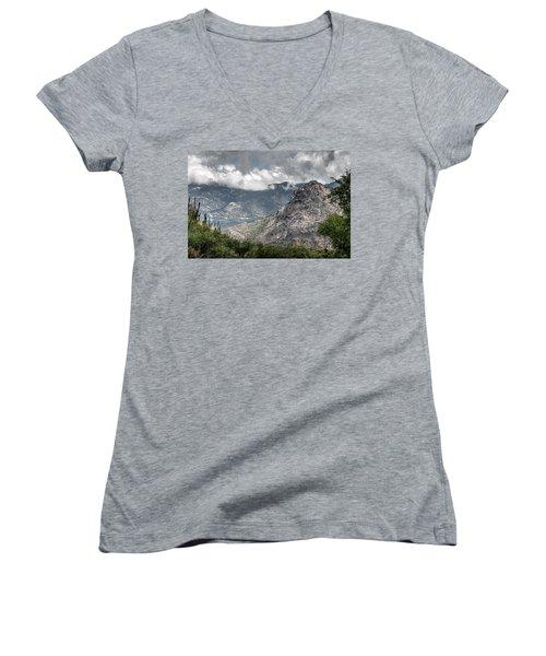 Catalina Mountains Women's V-Neck