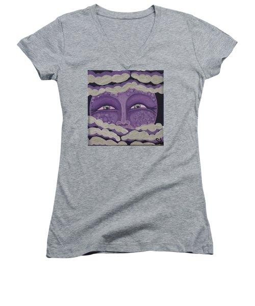 Celestial 2016 #5 Women's V-Neck T-Shirt