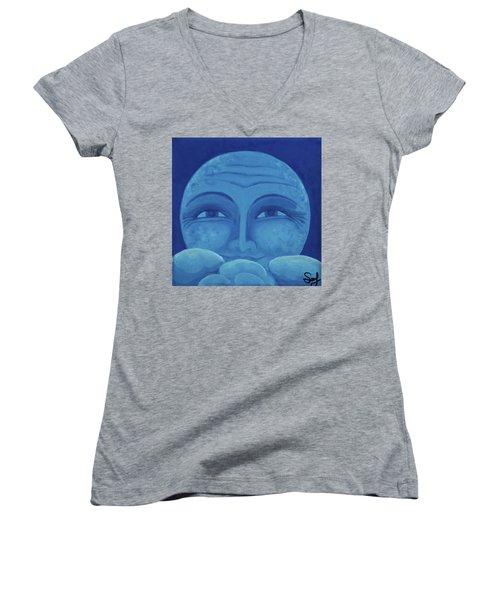 Celestial 2016 #6 Women's V-Neck T-Shirt