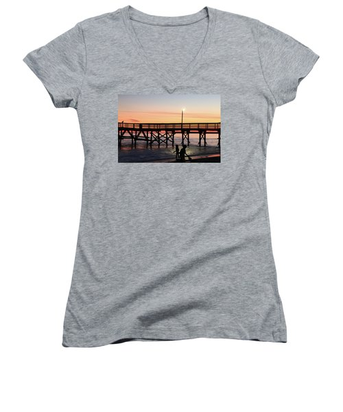 Child's Play Women's V-Neck