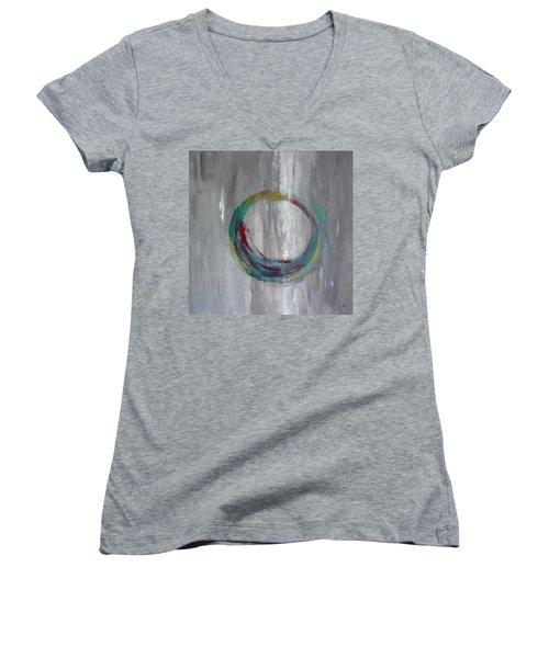 Vortex Women's V-Neck T-Shirt