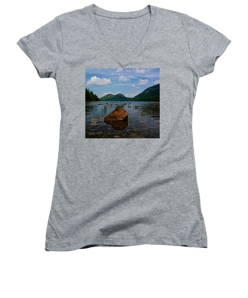 Clear Waters Women's V-Neck T-Shirt