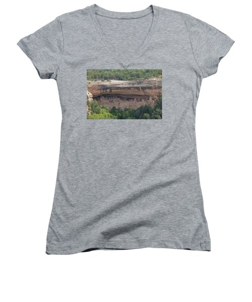Cliff Palace Mesa Verde Women's V-Neck