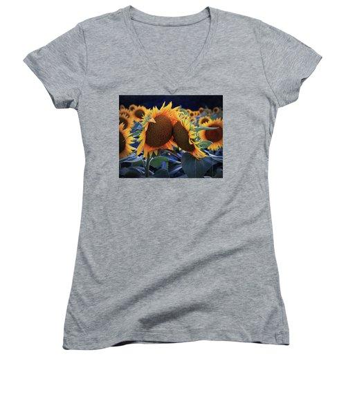 Closest Of Friends Women's V-Neck T-Shirt