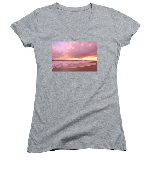 Cloud And Water Women's V-Neck