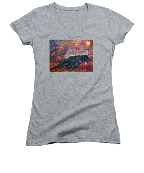 Cloud Carrier Women's V-Neck