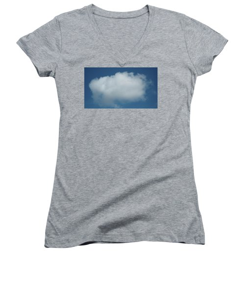 Cloud Women's V-Neck